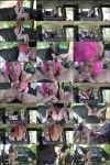 Misha Mayfair- Pink Hair and Wet Pussy Gets Hammered  [FullHD 1080p] Sex in Taxi