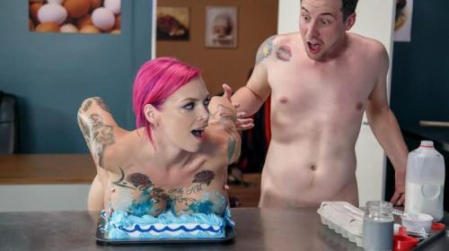 [Anna Bell Peaks - Let\'s Bake A Titty Cake] SD, 480p