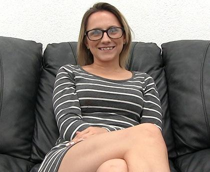 B4ckr00mC4st1ngC0uch.com - Lilly - Creampie with DP (Casting) [SD, 432p]