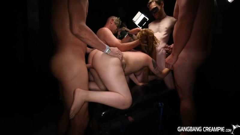 GangbangCreampie.com: Courtney Loxx - Gangbang Creampie 71 [SD] (822 MB)