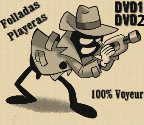 Voyeurismopublicsex.com [Pillados - DVD1 - DVD2] SD, 480p
