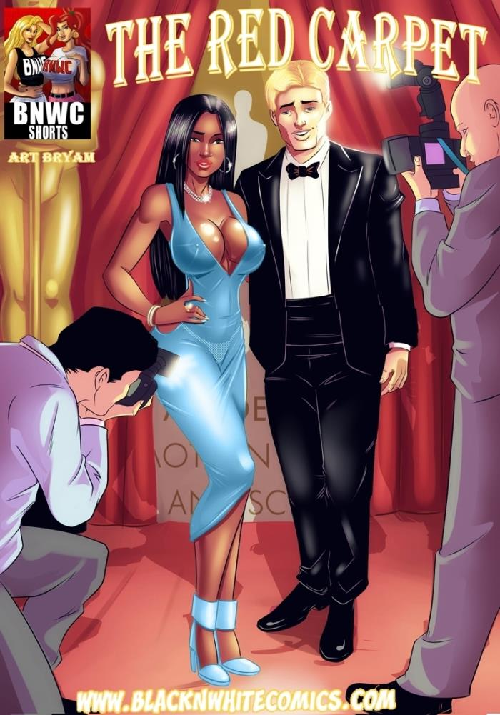 BlackNWh1tecomics – The Red Carpet Update