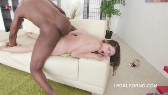 LegalPorno.com - Black Buster, Francesca Dicaprio Hammered by Mike ALL ANAL / BALL DEEP / SWALLOW GIO233 (Russian) [SD, 480p]
