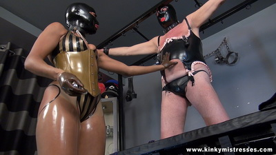 Mistress - Empress Painless - Nipple Punishment [HD 720p] KinkyMistresses.com