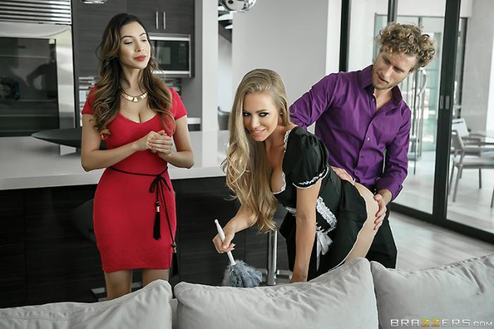 BTAW - Nicole Aniston - The Perfect Maid 2  [SD 480p]