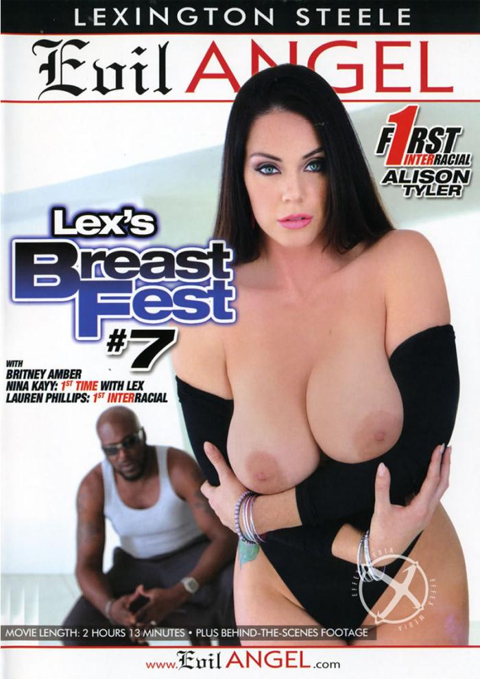 Lexs Breast Fest 7 [DVDRip] [Evil Angel]