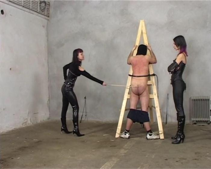 Cruel-Mistresses.com - Whipping Time (Femdom) [SD, 576p]