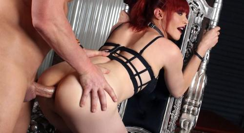 Pur3-TS.com [Staci Miguire - dominatrix Staci wants to be fucked hard after a session] SD, 480p