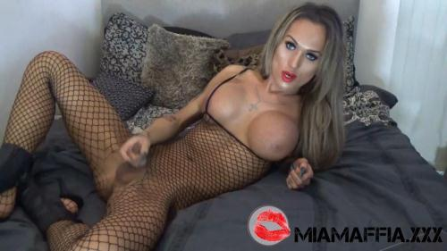 Mia Maffia - Cum On My Tits! [HD, 720p] [MiaMaffia.xxx] - Shemale