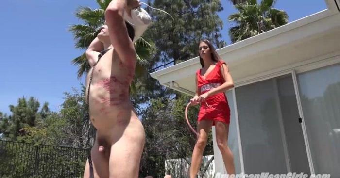 AmericanMeanGirls.com - Sadistic New Society (Femdom) [FullHD, 1080p]