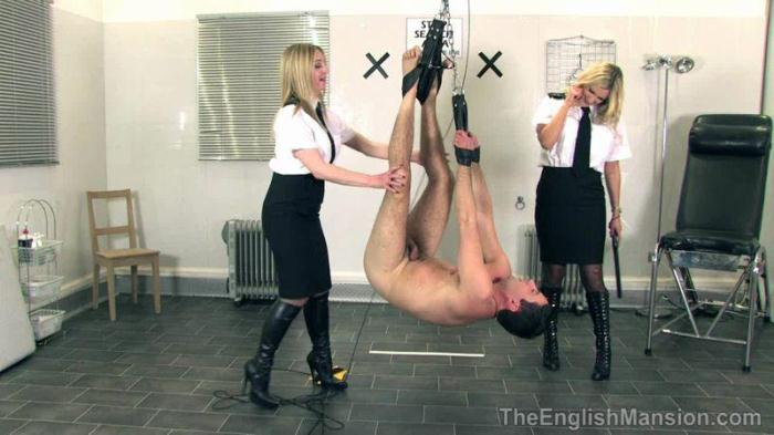 Mansion - Prisoner Initiation (Femdom) [HD, 720p]