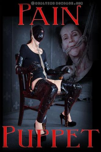 Pain Puppet Part 1 [HD, 720p] [RealTimeBondage.com] - BDSM
