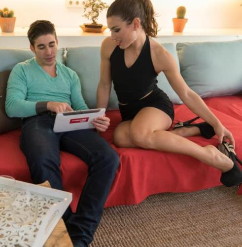 Julia Roca, Adrian Dimas - Slutty Spanish Julia Roca is in a hot fuck fest with Adrian Dimas (Shades Porn) [HD 720p]