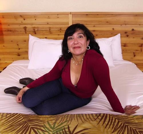 Carmela - Mexico MILF loves young cock (MomPov) [HD 720p]