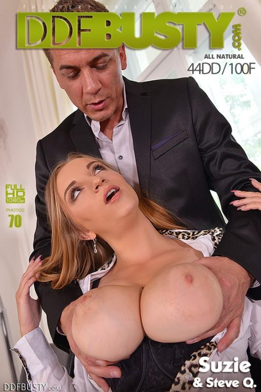 Suzie (Big Bang Fantasies - Busty Girl Next Door Gets Titty Fucked / 23.08.16) [DDFBusty, DDFNetwork / SD]
