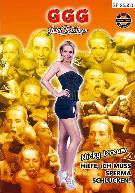 Nicky Dream - Hilfe, Ich Muss Sperma Schlucken! / Help I have to swallow cum! SD 480p