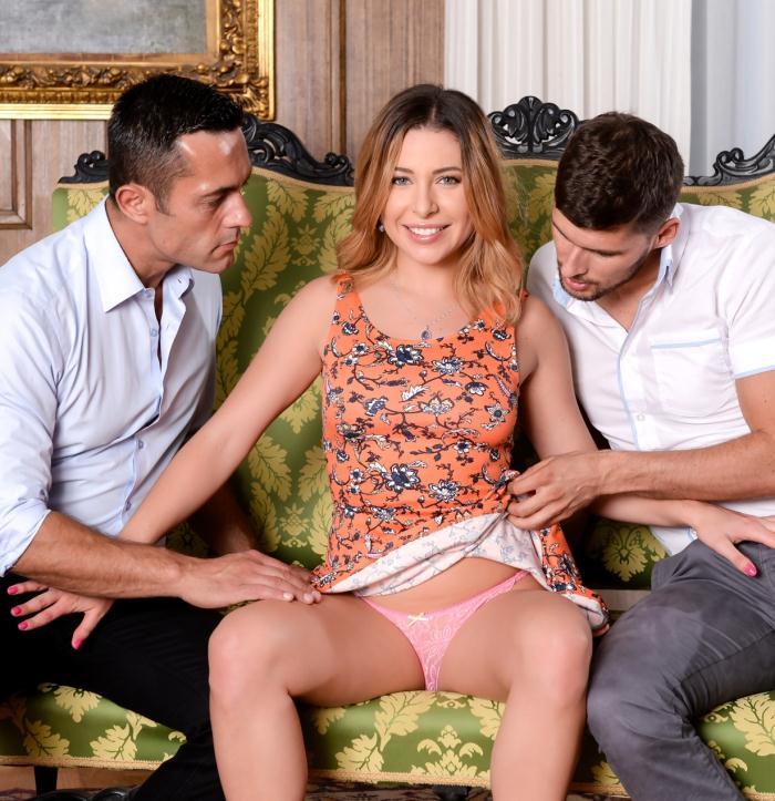 DP Porn - Ally Breelsen, Renato, Max Fonda [FullHD 1080p]