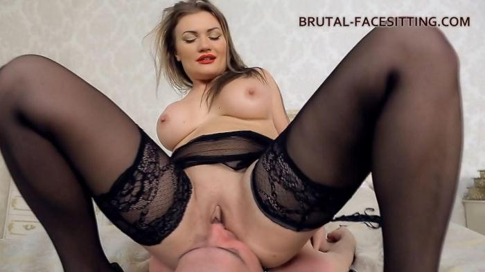 Brutal-Facesitting: Mistress Luisa (HD/720p/424 MB) 12.08.2016