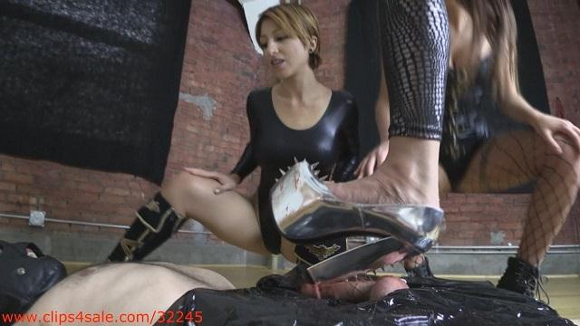 clips4sale.com - Thats going to leave a scar twitter complete! (Femdom) [HD, 720p]