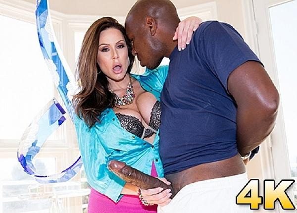 Kendra Lust Big Tit MILF Has The Biggest Black Cock Of Her Life (23.08.2016) [JulesJordan / SD]