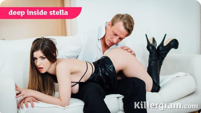 Stella Cox - Deep Inside Stella (27.08.2016) [SD/360p/MP4/259 MB] by XnotX