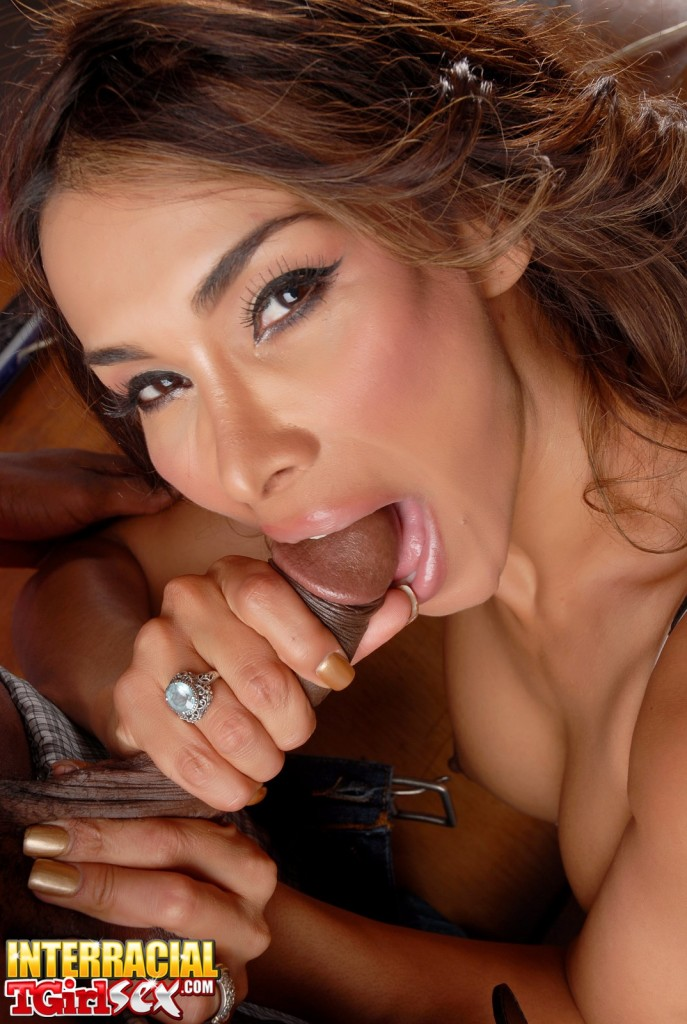 InterracialTgirlSex - Vaniity - Vaniity Rap Video Audition [HD 720p]