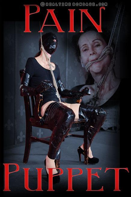 RealTimeBondage.com - Pain Puppet Part 1 (BDSM) [HD, 720p]