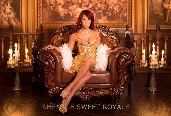 Heydouga - Miran - Sweet Shemale Angel The Miran Gold [FullHD 1080p]