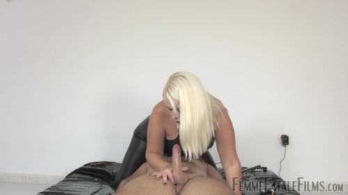 [Chastity Release - Featuring Divine Mistress Heather] HD, 720p