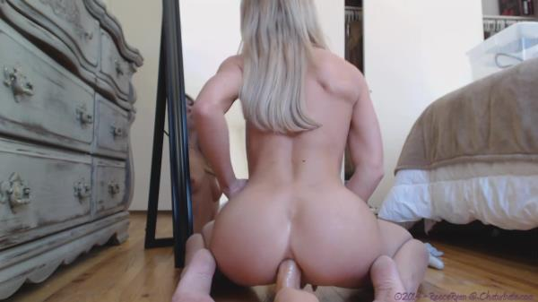 Reese Ryan Biggest Toy Anal [ManyVids 720p]
