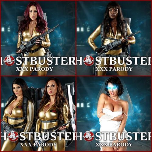 Ghostbusters: XXX Parody (2016) WEBRip/FullHD