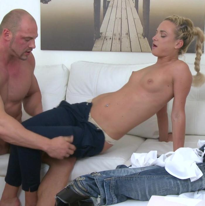 FemaleAgent: Cristal, Matt - Stud Satisfies Agents Cock Lust  [HD 720p]  (Casting)