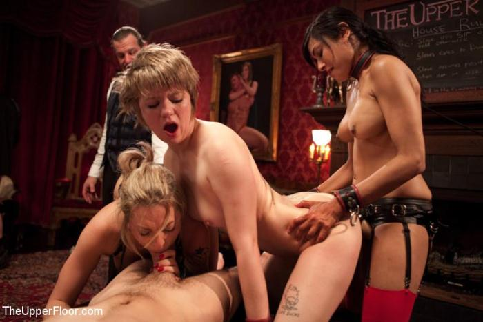 Th3Upp3rFl00r.com - Beretta James, Alani Pi, Bailey Blue (BDSM) [HD, 720p]