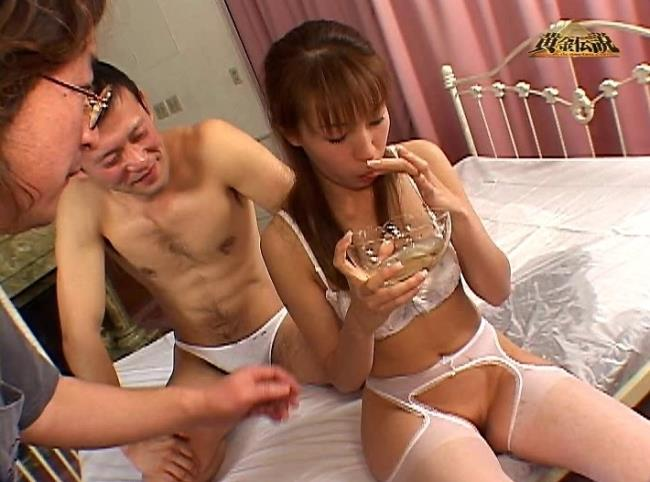 Scat Video: Amateur - Japanese Shit Uncensored scat, piss, enema and sex 2 (SD/2016)
