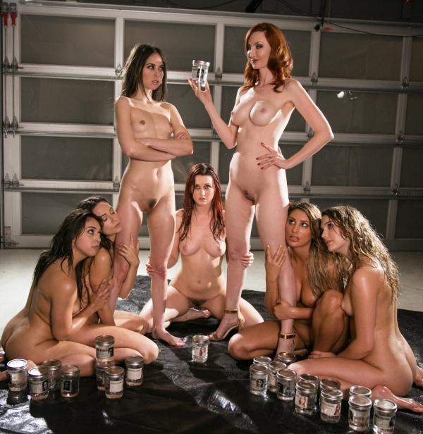 Sara Luvv, Kenna James, August Ames, Riley Reid, Cassidy Klein, Karlie Montana, Kendra James - Missing: Part Six  (GirlsWay/HD/720p/1.32 GiB) from Rapidgator