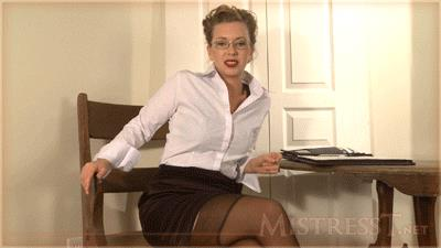 MistressT.net: Mistress T - Follow Teachers Instructions (HD/2016)