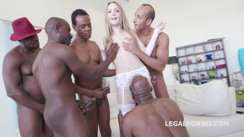 Black Busters, 5on1 Belle Claire interracial BALL DEEP DP DAP GAPES 5SWALLOW GIO222 [LegalPorno / SD]