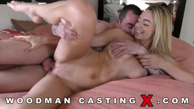 Sexy Molly Mae gets hard ass fucking (23.06.16) [WoodmanCastingX / SD]