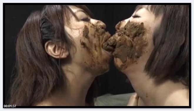 Scat Video - Amateur - Teen japanese lesbians girls love shit [SD 270p]