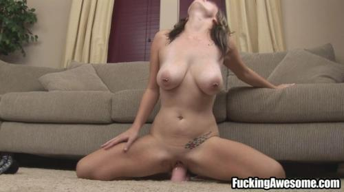 WillSheExplode.com/FuckingAwesome.com [Nikki Northern - Dildo] SD, 480p