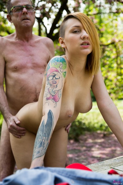 BeautyAndTheSenior.com - Christie Star - Christie Star And Uli [SD 540p]