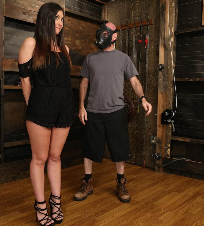 SocietySM.com/DungeonCorp.com - Brittany Shae - Bondage Makes Brittany Wet  [FullHD 1080p]