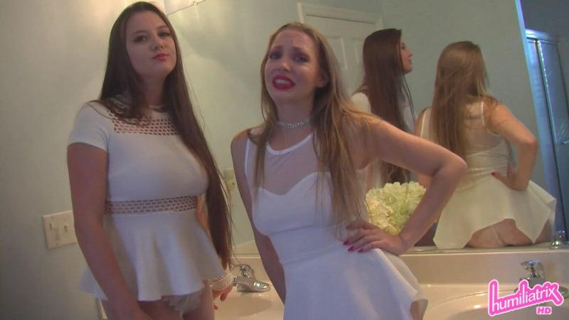 Princess Becky and Tiffani - Humilation [Humiliatrix / FullHD]