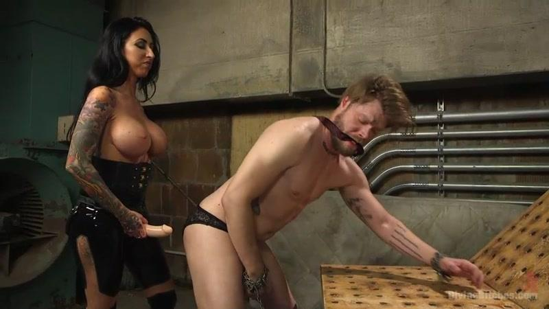 Lily Lane, Mike Panic (Divine Dungeon Punishment / 22.07.2016) [D1v1n3B1tch3s, K1nk / SD]