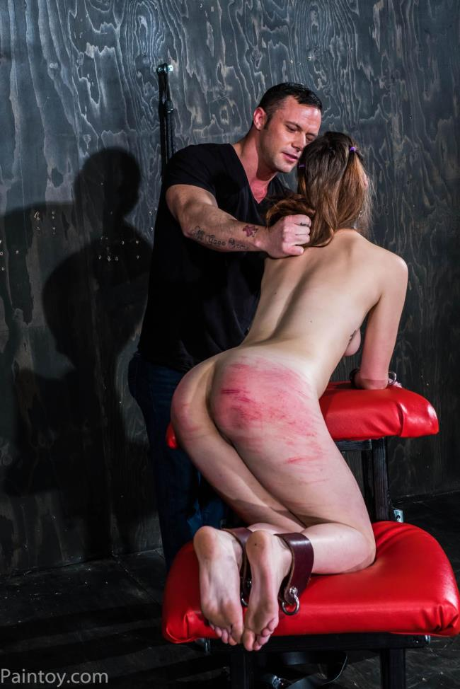 PainToy: Nora Riley - Painslut in Training -part 5 (FullHD/2016)