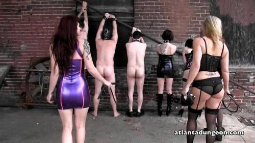 The slave market part 3 [HD, 720p] [AtlantaDungeon.com] - Femdom