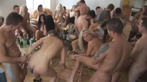 Amateurs - Orgy 6 - Part 5 (2013/HD)