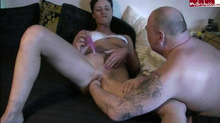 Extreme Insertion - Amateur - The fist master and his slutty wife [SD 540p]
