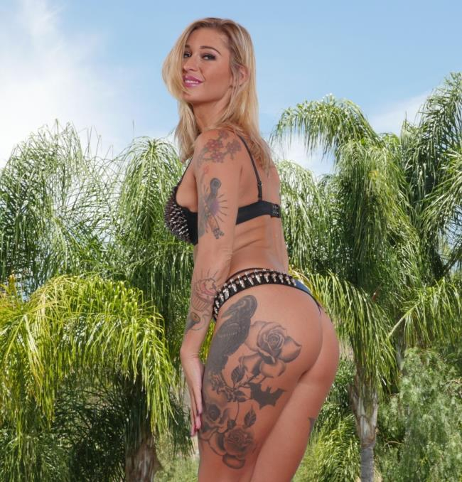 BoldlyGirls/CumLouder: Kleio Valentien - Kleio Valentien: Tattoo Goddess  [HD 720p]  (Big Tits)