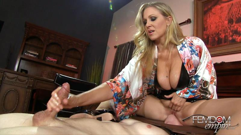Julia Ann - Cum Controlled Fuck-Boy [F3md0m3mp1r3 / FullHD]